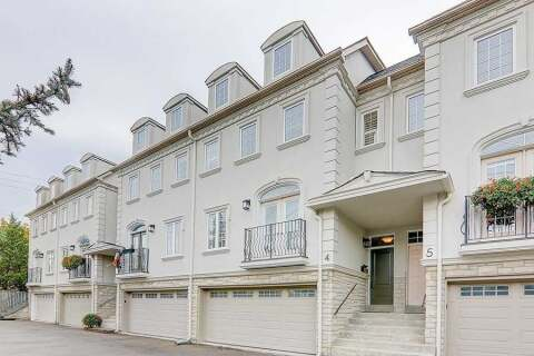 Townhouse for sale at 3330 Bayview Ave Unit 4 Toronto Ontario - MLS: C4964922
