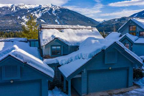 Townhouse for sale at 3502 Falcon Cres Unit 4 Whistler British Columbia - MLS: R2434787