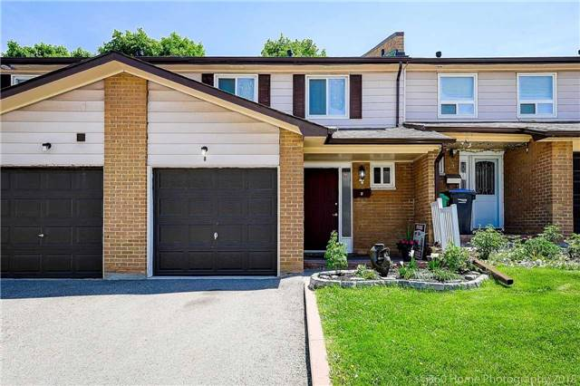 Sold: 4 - 3525 Brandon Gate Drive, Mississauga, ON