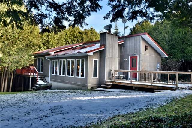 For Sale: 384243 Concession 4 , West Grey, ON | 2 Bed, 2 Bath House for $484,967. See 2 photos!