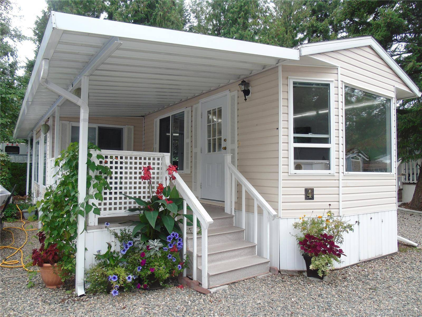 Home for sale at 3980 Squilax-anglemont Rd Unit 4 Scotch Creek British Columbia - MLS: 10191581