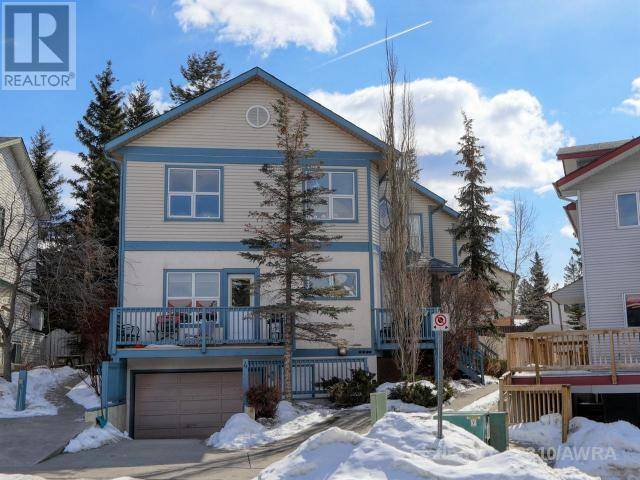 Townhouse for sale at 4 Blackrock Cres Unit 4 Canmore Alberta - MLS: 52210