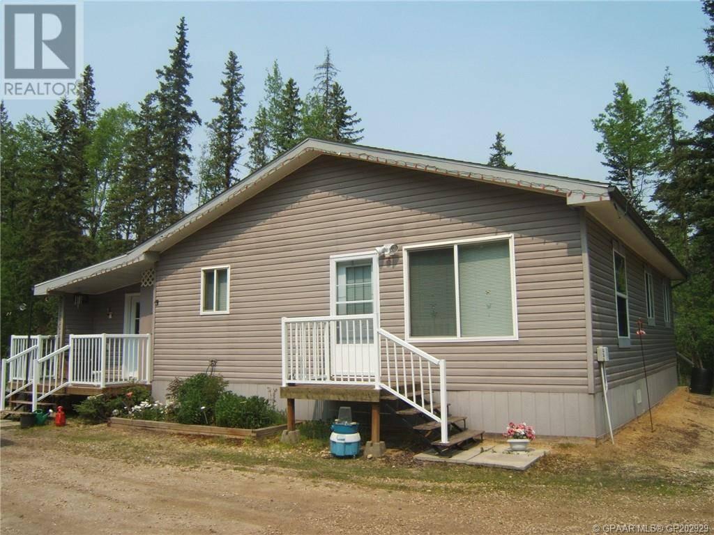 Residential property for sale at 0 Key Cove Estates  Unit 4 Big Lakes County Alberta - MLS: GP202929