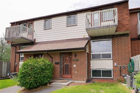Townhouse for sale at 402 Montfort St Unit 4 Ottawa Ontario - MLS: 1151898
