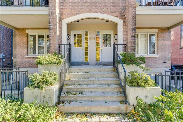 For Rent: 403 Brunswick Avenue, Toronto, ON | 2 Bed, 3 Bath Condo for $5,150. See 12 photos!