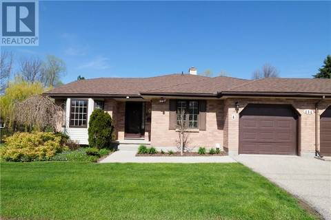 Townhouse for sale at 414 Craigleith Dr Unit 4 Waterloo Ontario - MLS: 30731697