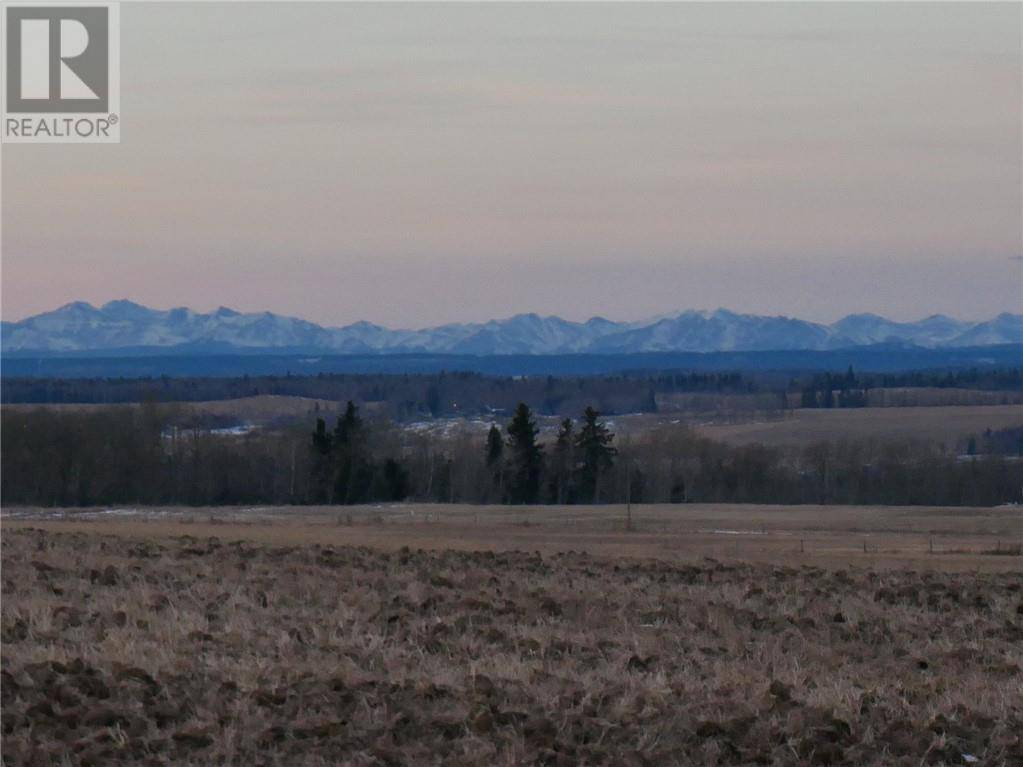 Residential property for sale at 4141 Township Rd Unit 4 Rural Mountain View County Alberta - MLS: ca0109002