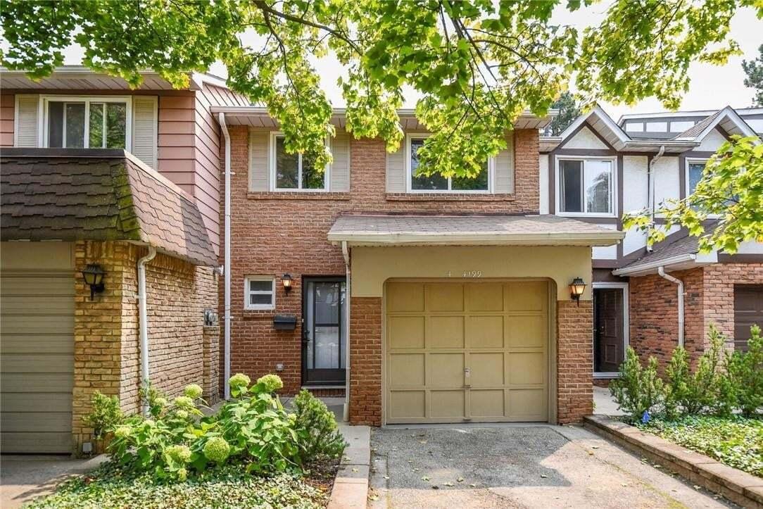 Townhouse for rent at 4199 Longmoor Dr Unit 4 Burlington Ontario - MLS: H4088247