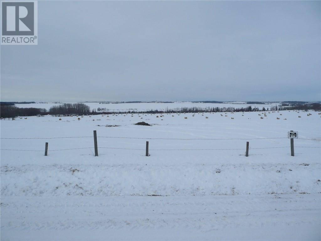 Residential property for sale at 425068 Range Rd Unit 4 Rural Ponoka County Alberta - MLS: ca0174937