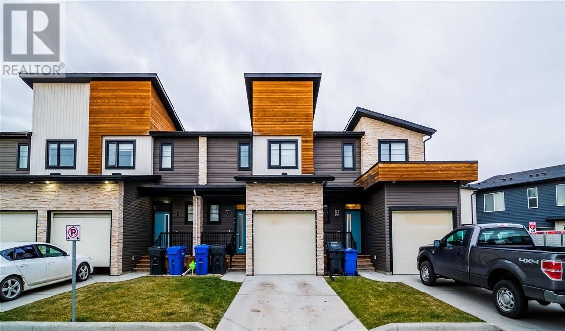 Townhouse for sale at 442 Highlands Blvd W Unit 4 Lethbridge Alberta - MLS: ld0183910