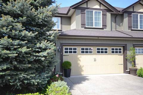 Townhouse for sale at 46225 Ranchero Dr Unit 4 Sardis British Columbia - MLS: R2366930