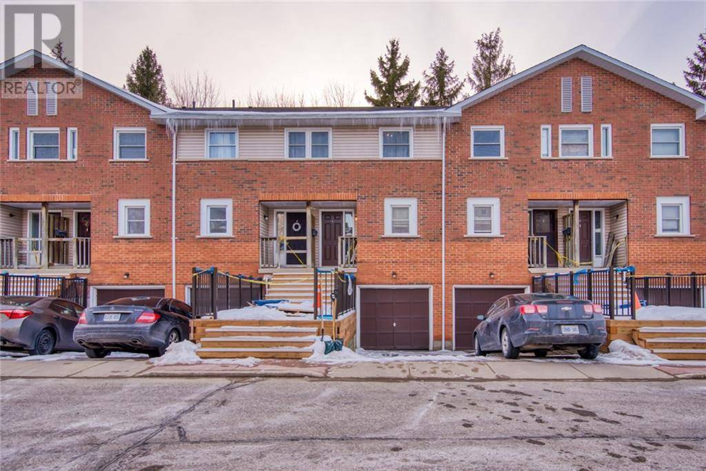 Townhouse for sale at 465 Beechwood Pl Unit 4 Waterloo Ontario - MLS: 30790571