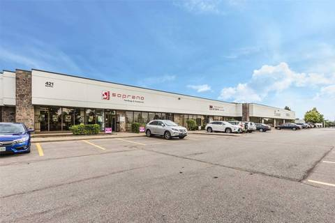Commercial property for lease at 421 Bentley St Apartment 4 & 5 Markham Ontario - MLS: N4655600