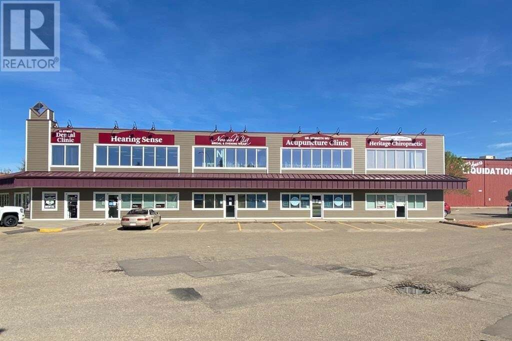 Commercial property for sale at 5116 52 St Unit 4 Red Deer Alberta - MLS: ca0188197