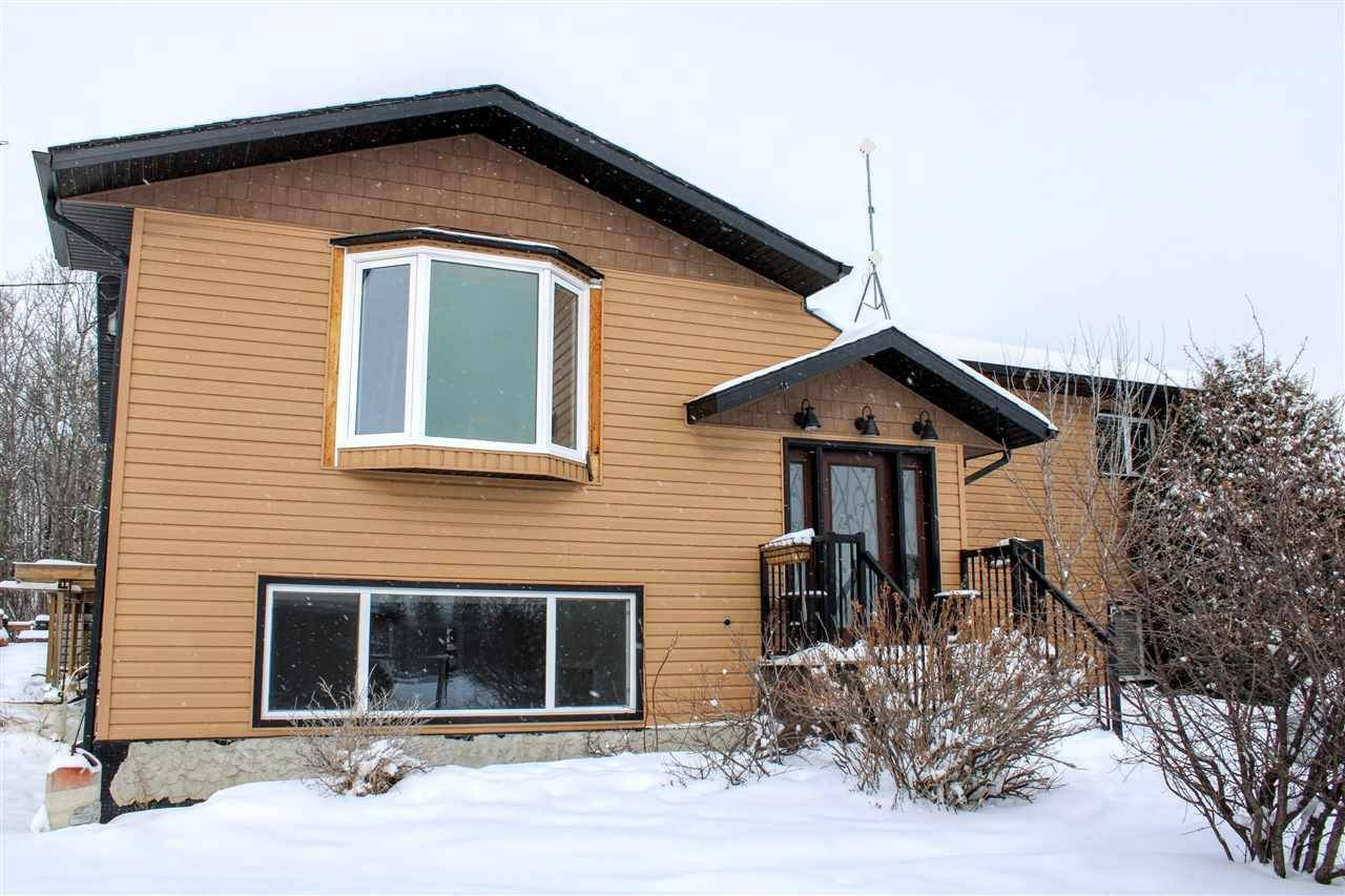 House for sale at 52505 Rge Rd Unit 4 Rural Parkland County Alberta - MLS: E4146833