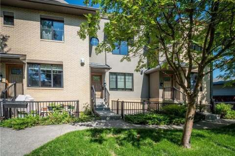Townhouse for sale at 535 33 St Northwest Unit 4 Calgary Alberta - MLS: C4305814