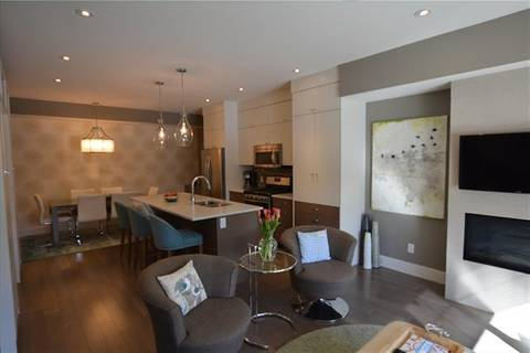 Townhouse for sale at 535 33 St Northwest Unit 4 Calgary Alberta - MLS: C4233676