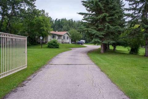 House for sale at 53505 Rge Rd Unit 4 Rural Parkland County Alberta - MLS: E4165563