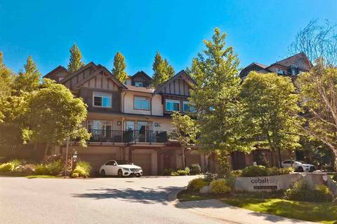 Townhouse for sale at 55 Hawthorn Dr Unit 4 Port Moody British Columbia - MLS: R2373425