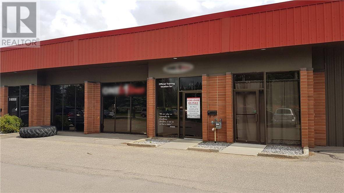 Commercial property for lease at 5580 45 St Apartment 4 Red Deer Alberta - MLS: ca0186594