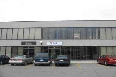 Commercial property for lease at 570 Alden Rd Apartment 4 Markham Ontario - MLS: N4793617