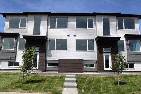 Townhouse for sale at 59 Country Meadows Blvd W Unit 4 Lethbridge Alberta - MLS: LD0158994