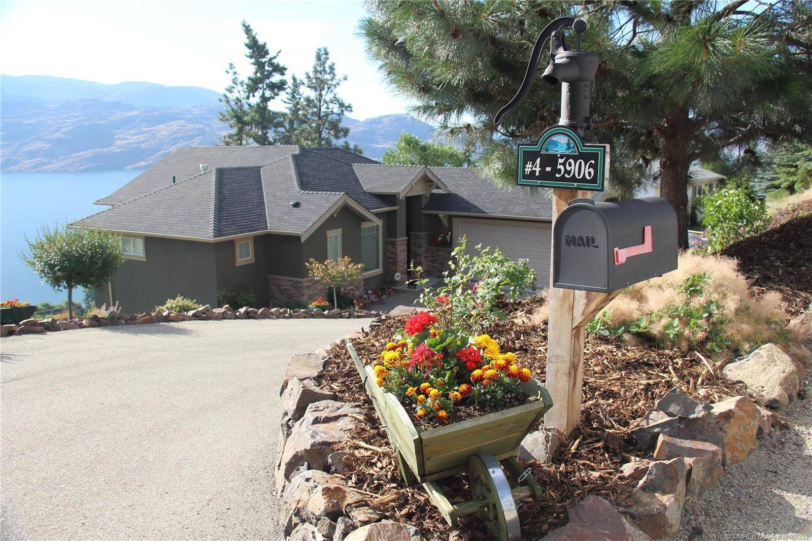 House for sale at 5906 Somerset Ave Unit 4 Peachland British Columbia - MLS: 10189239