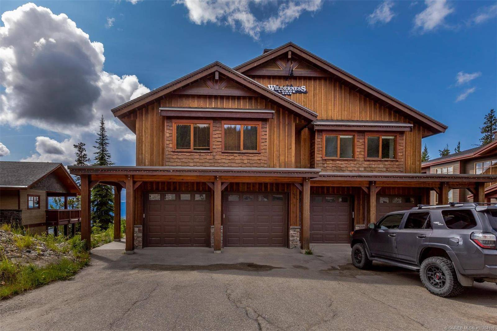 Townhouse for sale at 5925 Snowpines Wy Unit 4 Big White British Columbia - MLS: 10204185