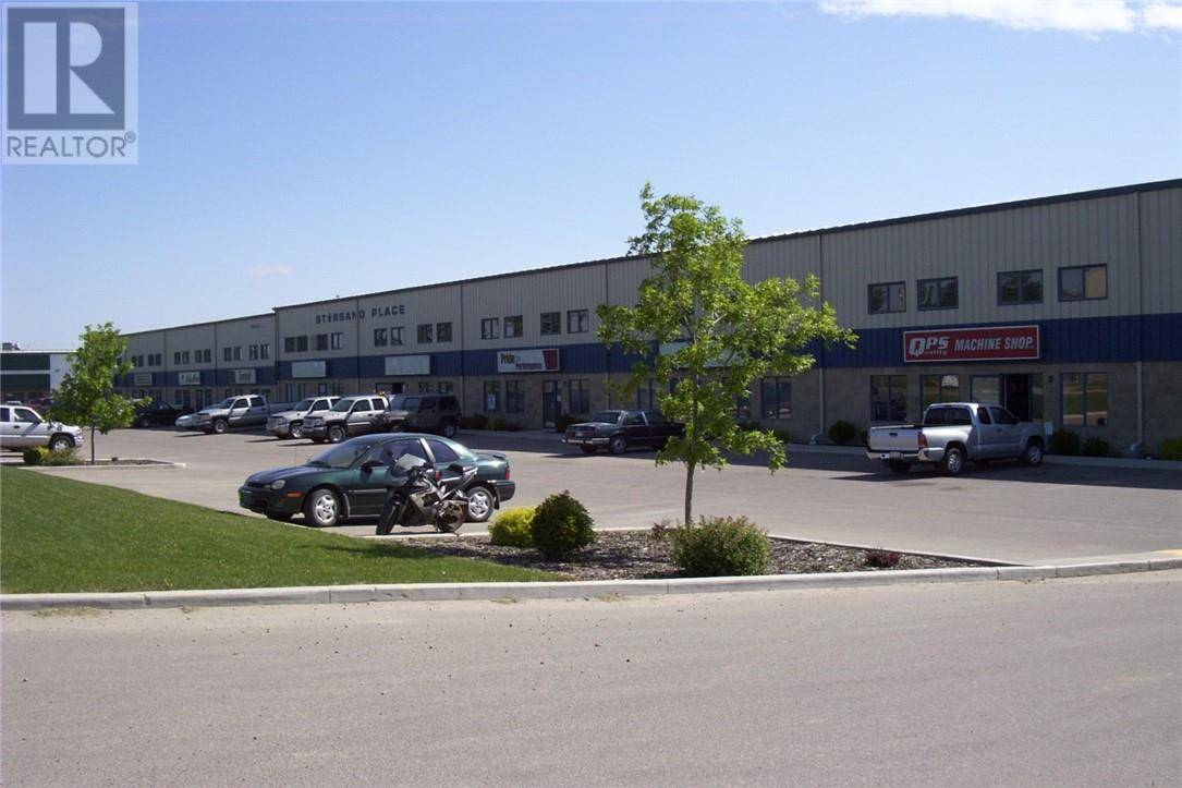 Commercial property for lease at 7719 Edgar Industrial Dr Apartment 4-6 Red Deer Alberta - MLS: ca0184552
