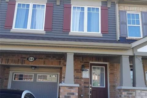 Townhouse for rent at 6 Ventura Ave Unit 4 Brampton Ontario - MLS: W4510532