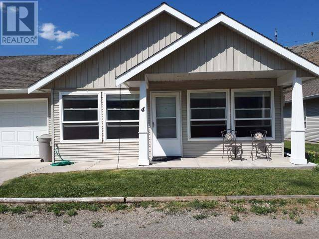 Townhouse for sale at 605 9th St Unit 4 Keremeos British Columbia - MLS: 179925