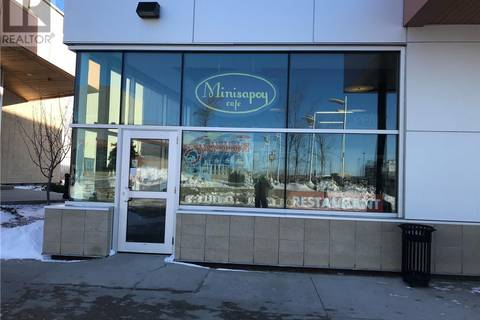 Commercial property for sale at 623 Carlton Tr Unit 4 North Battleford Saskatchewan - MLS: SK757017