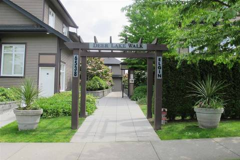 Townhouse for sale at 6538 Elgin Ave Unit 4 Burnaby British Columbia - MLS: R2404901