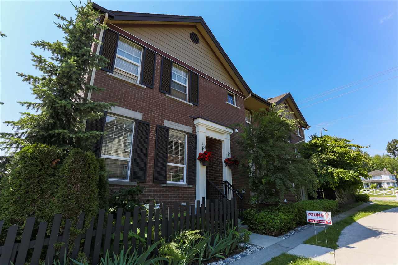 Sold: 4 - 6894 208 Street, Langley, BC