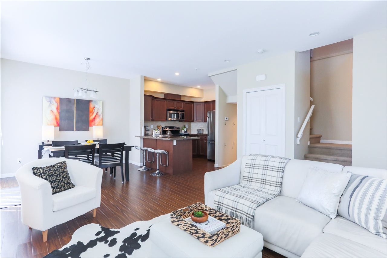 For Sale: 6894 208 Street, Langley, BC | 3 Bed, 3 Bath Townhouse for $579,900. See 20 photos!