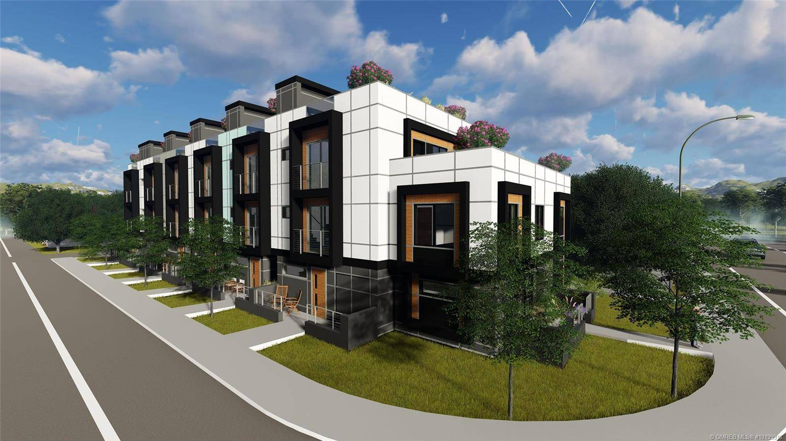 Townhouse for sale at 701 Morrison Ave Unit 4 Kelowna British Columbia - MLS: 10199918