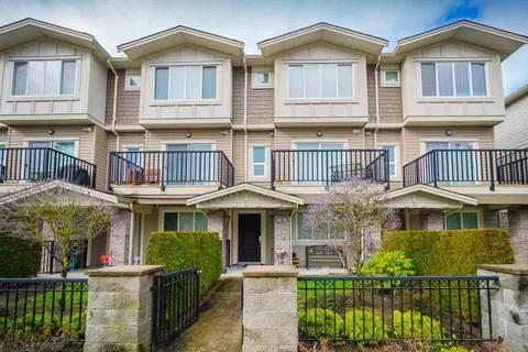 Townhouse for sale at 7051 Ash St Unit 4 Richmond British Columbia - MLS: R2438804