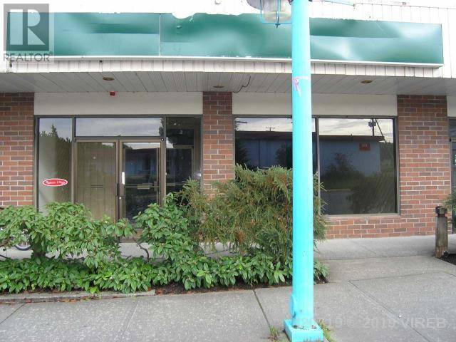 Commercial property for lease at 7053 Market St Apartment 4 Port Hardy British Columbia - MLS: 420719