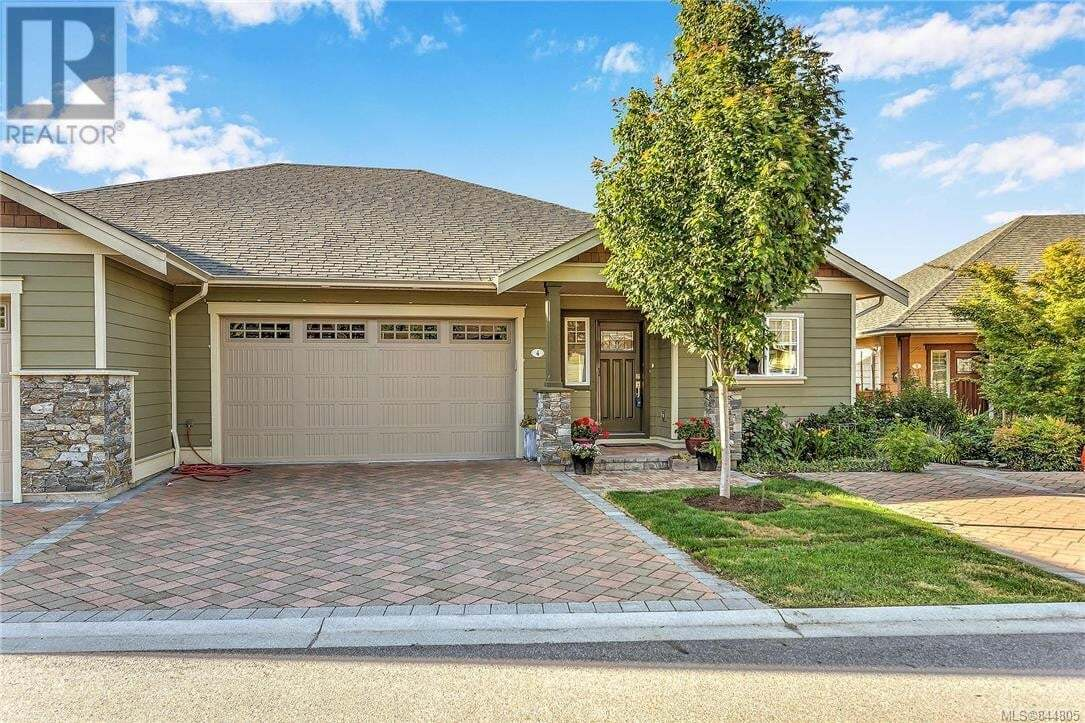 Townhouse for sale at 7053 West Saanich  Unit 4 Central Saanich British Columbia - MLS: 844805