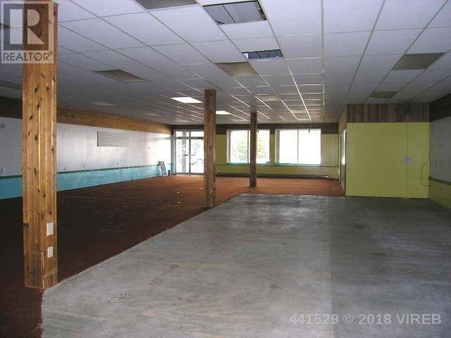 Commercial property for lease at 7070 Market St Apartment 4 Port Hardy British Columbia - MLS: 441529