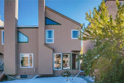 Townhouse for sale at 715 2 Ave Northwest Unit 4 Calgary Alberta - MLS: C4272559