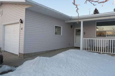 Townhouse for sale at 717 Centre St Unit 4 Vulcan Alberta - MLS: C4234080