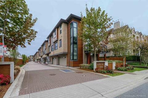 Townhouse for sale at 7180 Gilbert Rd Unit 4 Richmond British Columbia - MLS: R2453177