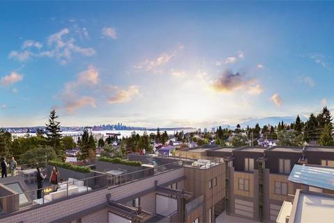 Townhouse for sale at 720 3 St E Unit 4 North Vancouver British Columbia - MLS: R2390828