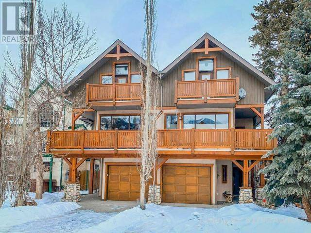 Townhouse for sale at 721 4th St Unit 4 Canmore Alberta - MLS: 51796