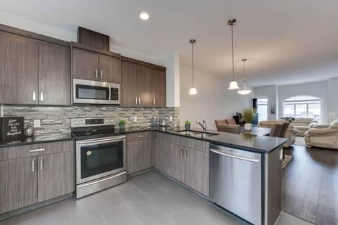 Townhouse for sale at 723 172 St Sw Unit 4 Edmonton Alberta - MLS: E4156716