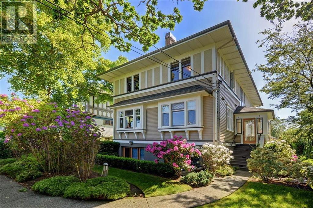 Removed: 4 - 727 Linden Avenue, Victoria, BC - Removed on 2018-06-18 22:20:03