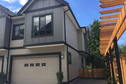 Townhouse for sale at 7388 Railway Ave Unit 4 Richmond British Columbia - MLS: R2375512
