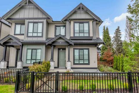 Townhouse for sale at 7388 Railway Ave Unit 4 Richmond British Columbia - MLS: R2425302