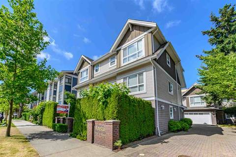 Townhouse for sale at 7531 St. Albans Rd Unit 4 Richmond British Columbia - MLS: R2382931